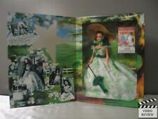 Barbie as Scarlett O'Hara, White/Green Dress, 12997; Hollywood Legends, NEW