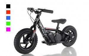 "New! 2021 Revvi 12"" Electric Kids Balance Bike MX Bicycle Bike Pit Kids 2 speed"