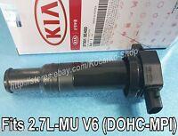 OEM 2.7L-MU Ignition Coil ASSY Hyundai Santa FE CM 2007-2009  #273013E400