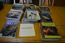 Huge Lot of 125+ issues The Conservationist 70's - modern , + Catskills / Trout