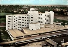 Avion Au Sessus St.-Lo Manche Hopital Krankenhaus France Carte Postale CPA ~1960