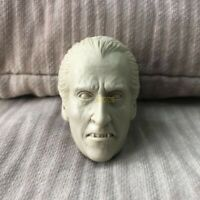 Free Ship 1/6 scale Custom blank Head Sculpt Prince Dracula Le vampire unpainted