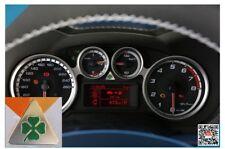 Alfa Romeo Quadrifoglio Verde Stikers Adesivi QV Quadro Strumenti Mito Giulietta