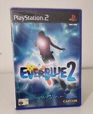 EVERBLUE 2 (PS2) VIDEOGIOCO PLAYSTATION 2 NUOVO MAI APERTO , ITALIANO CAPCOM