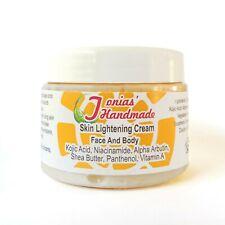 Skin Lightening Kojic Acid Cream, Alpha Arbutin, Niacinamide, Melasma 2oz
