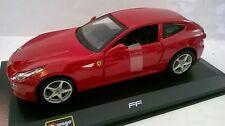 BURAGO RACE & PLAY 1:32 AUTO DIE CAST FERRARI FF ROSSO ART 18-46000