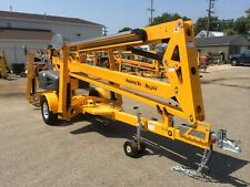 New 2019 Bil-Jax 5533A Towable Boomlift Man In-Stock Unit w/Full 2 year Warranty