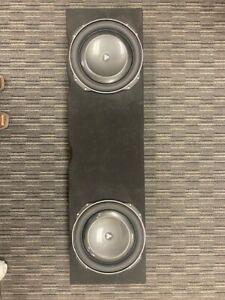 "JL Audio 13TW5v2-4 Shallow-mount 13.5"" 4-ohm subwoofer - SOLD 1 EACH - READ DESC"