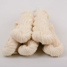 *500g*BRITISH 100% WOOL* Chunky Bulky. Natural Undyed Cream. yarn.knitting pure