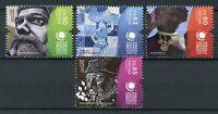 Portugal 2017 MNH Cascais 2018 European Youth Capital Muraliza 4v Set Art Stamps