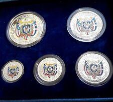 PRESIDENTE RAMIREZ Mint Set 150 GRITO DE LARES 1868 2018 PUERTO RICO Coin Moneda