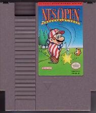NES OPEN TOURNAMENT GOLF CLASSIC ORIGINAL NINTENDO GAME RARE NES HQ