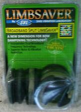 Sims LimbSaver Broadband Limb Dampener - Split Camo 1Pair ~ New