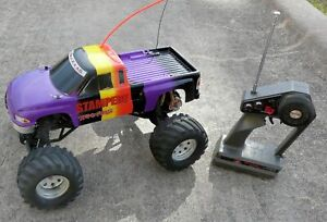 Vintage Traxxas Stampede Brushed Truck 2WD - Great Condition