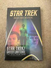 Star Trek Graphic Novel Collection Star Trek/Green Lantern The Spectrum War HC