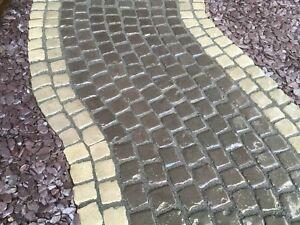 Concrete Carpet Stones Pallet 30 600 x 400 Slate Grey Inc del ( some exceptions)