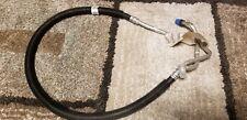 GM OEM Engine Oil Cooler-Outlet Hose 12472265 NOS GM Acdelco