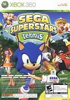 Sega Superstars Tennis & Live Arcade - Xbox 360