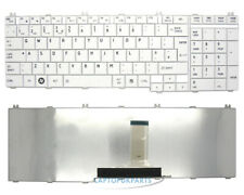 NEW TOSHIBA SATELLITE C660-1J2 WHITE UK REPLACEMENT LAPTOP ENGLISH KEYBOARD