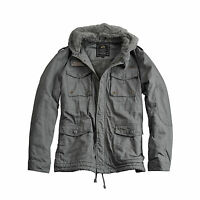 Alpha Industries Rod 173131 S-4XL Flight Jacket Winter Jacket Parka