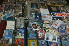 LARGE KEN GRIFFEY JR. CARD COLLECTION!!! MUST SEE!!!