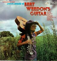 "BERT WEEDON Sweet Sounds Of Bert Weedon's Guitar 12"" Vinyl LP Album 6870520 DA"