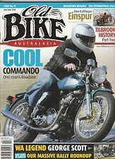 Norton Commando  TILBROOK History pt2  Yamaha TZ250K  George Scott  OLD BIKE 19