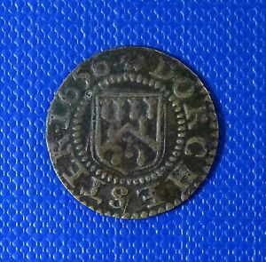 Dorset, Dorchester, Thomas Hall 1/4D, 1656. D70-71.