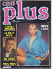 Ciné Plus Magazine n°1 de mars 1980 Miou-Miou, Bo Derek Ursula Andress Star Trek