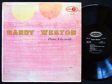 RANDY WESTON Piano A-La-Mode LP JUBILEE JLP 1060 US 1959 PIANO JAZZ DG MONO NM