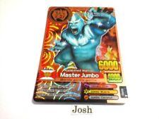 Animal Kaiser Evolution Evo Version Ver 3 Bronze Card (A189E: Master Jumbo)