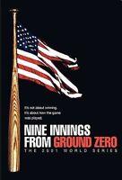 Nine Innings from Ground Zero (DVD, 2005) 2001 World Series
