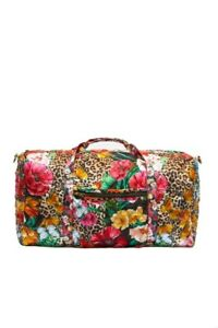 Johnny Was Sandra Quilted Duffel Bag - R02621C3