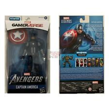 "CAPTAIN AMERICA Marvel Legends HASBRO 2020 GAMER VERSE 6"" Inch ACTION FIGURE"
