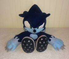 Sonic Werehog Plush Werewolf Claws Stuffed Toy Doll Blue 13""