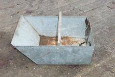 alte Trage Kiste Kohlenkiste Fach von ♥ Herd Pflanzschale rostig GARTEN ♥ 🐥