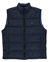 Gant Padded Gillet Navy/Blue Mens Size UK M *REF141