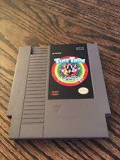 Tiny Toon Adventures Original Nintendo NES Cart NE4