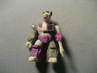 Battle Beasts Zealot Zebra 1987 #69 With Rub