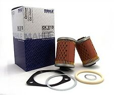 Mahle Oil Filter BMW R Airhead without Oil Cooler;11 42 1 337 570,OF-570OX37D