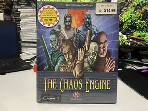 The Chaos Engine PC Big Box - SEALED