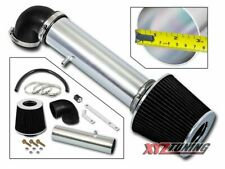 BLACK 97-04 Cherokee/Grand Cherokee 4.0 L6 Short Ram Air Intake Induction Kit 3""