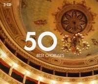 VARIOS - 50 Best Choruses NUEVO CD