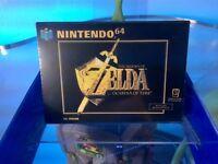 Zelda Ocarina Of Time 64 N64 Spiel Nintendo 64 6 Monate Garantie
