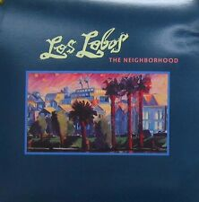 LOS LOBOS POSTER, THE NEIGHBORHOOD (SQ36)