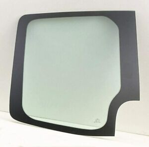 Mercedes Sprinter Rear Driver Door Window Glass Clear OEM 2007-2022 non heated
