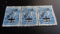 Uruguay, Stamps, 3 ältere Marken gestempelt