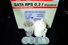 Sata Jet HVLP RP Spray Paint Gun RPS Cups 0,3liter 8oz 5cups waterborne