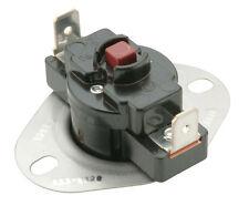 LB White® Heater Fan End High Limit Switch (190°F)