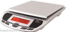 MyWeigh 7001DX silber 7kg x 1g Digitalwaage Küchenwaage Briefwaage digital scale